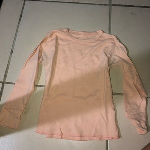 UO pink long sleeve